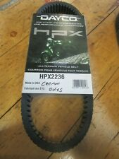 NEW DAYCO DRIVE BELT HPX2236/#220-22236 (CANAM OUTLANDER MAX) Item #1419