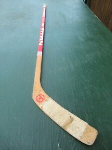 "Vintage Wooden 43"" Long Hockey Stick TITAN CUSTOM PRO"