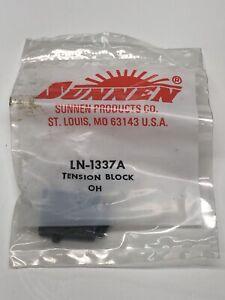 Sunnen Tension Block LN-1337A - New