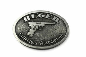 Ruger Collectors Association Paperweight/Medallion