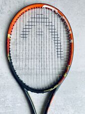 Autographed Andy Murray Head Tennis Radical Pro Stock Racket Ultra Rare