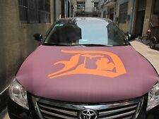 Detroit Old English D, Car Hood Cover, Auto Flag, Detroit Tigers FPL