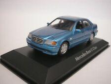 Maxichamps 940037060 Mercedes Bleu Métallique Maßstab 1 43 Neu °