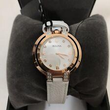 Bulova 98R243 Rubaiyat Wrist Watch for Women