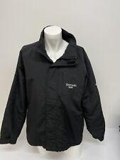 Highland park whisky mens winter jacket black size XL - A70