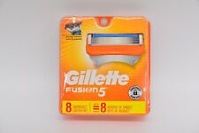 Gillette Fusion5 91442414 Razor Blade refills New Packs of 8 Cartridges USA Made