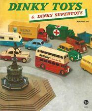 GIOCATTOLI - Catalogo Dinky Toys 1957 (eng) - DVD - DVD