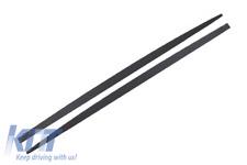 Minigonne laterali Add-on Lip estensioni BMW F10 F11 Serie 5 (2011-) M-presta