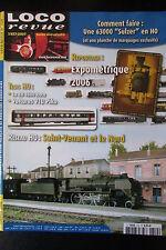 MODELISME FERROVIAIRE TRAIN MAGAZINE LOCO REVUE N° 714 de 2007
