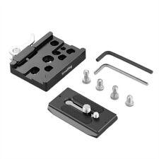 SmallRig Arca Style Quick Release Clamp & Plate Arca Standard for Tripod Camera