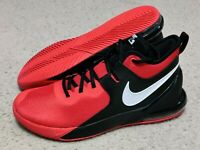 Nike Basketball AIR MAX IMPACT University Red White Black CI1396 600
