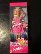 Birthday Surprise Barbie - Special Edition - 1996 Mattel - #16491 NRFB