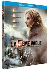 La 5ème vague [Blu-ray + Copie digitale] film recent