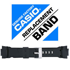 Casio 10414651 Genuine Factory Resin Band, Fits GA150BW-1A and others