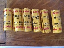 Kodak PROFESSIONAL EKTACHROME E100G - 120 Color slide film ISO 100 - 6 Rolls