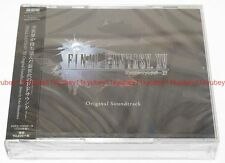 FINAL FANTASY XV Original Soundtrack Regular Edition 4 CD Japan SQEX-10566 EMS