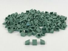 Lego Sand Green Slope 30 1x1x2/3  160 Piece Brand New Lot 54200