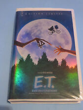 E.T L'EXTRATERRESTRE STEVEN SPIELBERG RARE FRENCH EDITION LEARN FRENCH