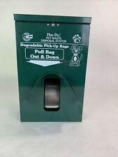 Pet Waste Bag Dispenser Box - Paw Pal G19