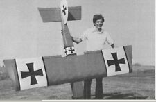 """BIG Stick""   100 inch  RC AIrplane Printed Plans"