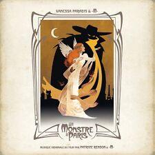 UN MONSTRE A PARIS (BOF) - M (CD)
