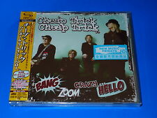 2016 JAPAN 13 TRACKS CHEAP TRICK BANG ZOOM CRAZY HELLO SHM CD w/2 BONUS TRACKS