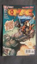 DC Comics New 52 OMAC #2 (2011) FN-VF Free Bag/Board $1 comics!