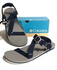 NEW! Columbia Sportswear Sports Sandal Mens Size 11 Navy/Gray