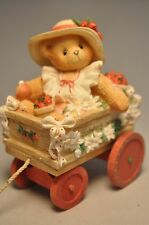 Cherished Teddies: Diane - 202991 - I Picked The Beary Best For You - In Wagon