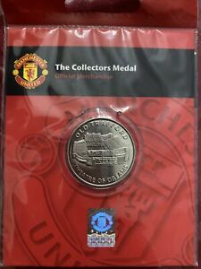 manchester united coins