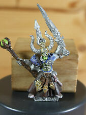 CLASSIC METAL MARAUDER CHAOS SORCEROR PAINTED (3201)