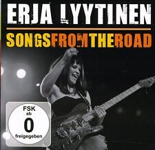 Songs From The Road 0710347117926 by Erja Lyytinen CD With DVD