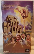 Monty Python's The Meaning of Life (VHS, 1998)
