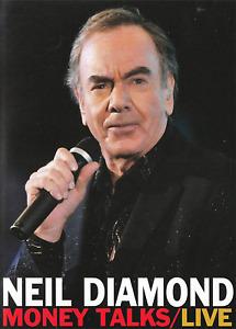 Neil Diamond - Money Talks/Live [DVD]