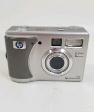 HP PhotoSmart 935 5.3MP Digital Camera - Silver