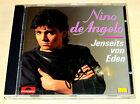CD NINO DE ANGELO JENSEITS VON EDEN * POLYDOR 1986 RARITÄT! ORIGINAL AUTOGRAMM