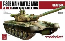 Modelcollect UA72041, T-80B Main Battle Tank Ultra Ver. 3 in 1, Limited, 1:72
