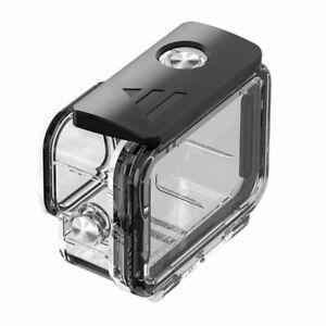 Tauchen transparente wasserdichte Gehäusetasche für GoPro Hero 9 Black Camera