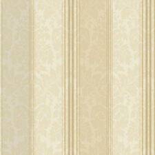 York Wide Clarence Stripe Wallpaper  256344  per Double Roll  FREE SHIPPING