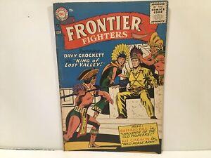 DC Comics Frontier Fighters #8 VG+