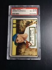 1952 Topps #148 Johnny Klipstein Chicago Cubs PSA 6