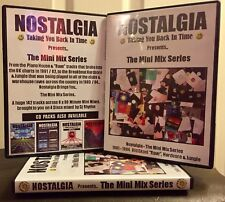 Nostalgia - The Mini Mix Series CD Pack [ Dreamscape Helter Skelter Fantazia ]