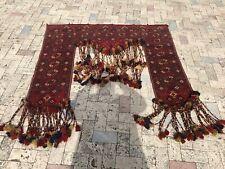 Turkoman Antique Primitive & Tribal   KAPILIK Rug   WOW