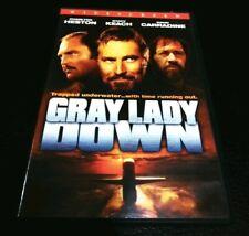 GRAY LADY DOWN DVD