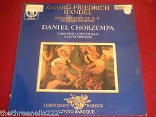 VINYL LP - GEORG FRIEDRICH HANDEL - DANIEL CHORZEMPA - 9502022