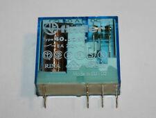 Finder 40.52 90V DC 8A Nuovo - Relè in miniatura miniaturizzato Relay Relais