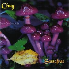 Chug Sassafras 1994 New Zealand Flying Nun cd (Goblin Mix etc)