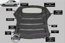 VOLVO C70 Convertible Soft Top Replacement Factory Material 1998-2006