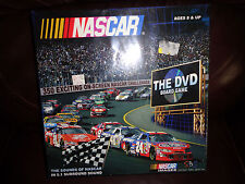 NIB NASCAR the DVD Board Game Ages 8 and Up NASCAR Images and Sounds Toy