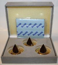 BBC Gold Damper (3 pcs), Audio Resonant Isolation Cones